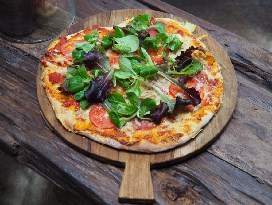 Pizzadeeg zelf maken basisrecept
