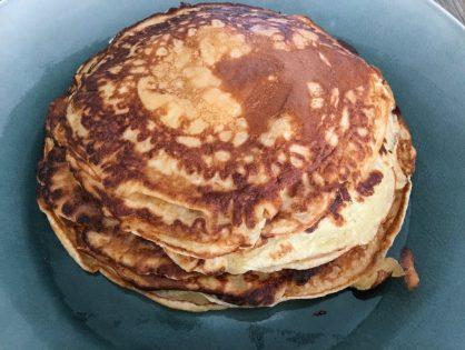 Pannenkoeken maken: basisrecept pannenkoekenbeslag
