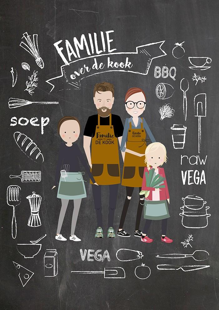 Wij zijn Familie over de Kook, ons verhaal: