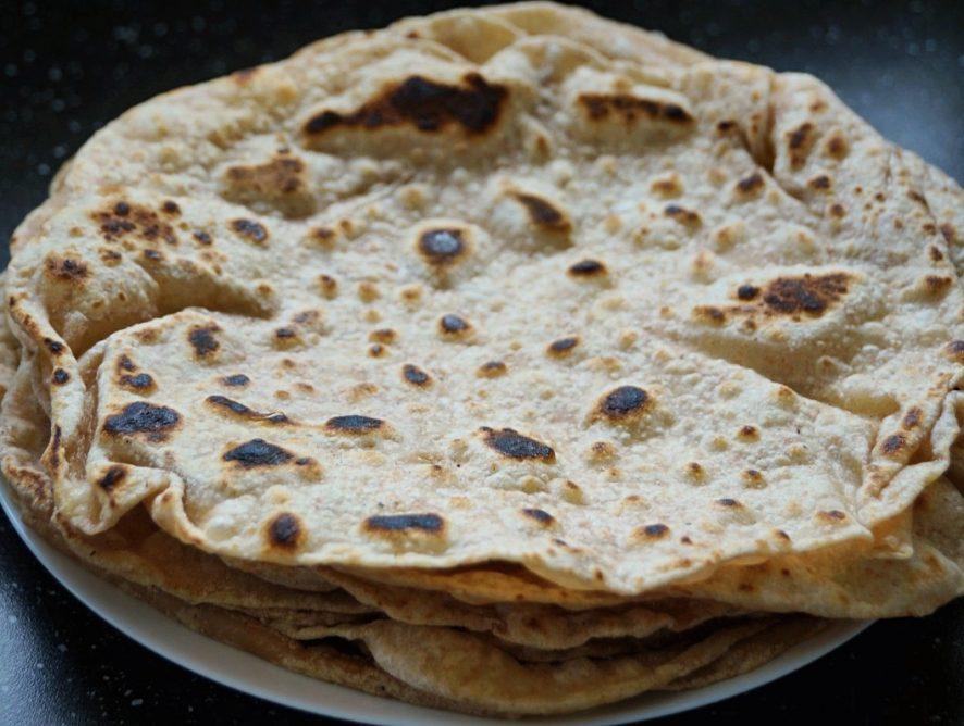 Zelf tortilla wraps maken! Basisrecept met maar 5 ingrediënten