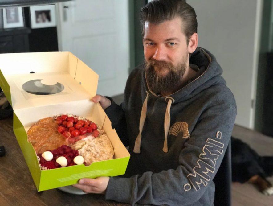 Eetdagboek week 18: Super lekkere eetweek en taart!