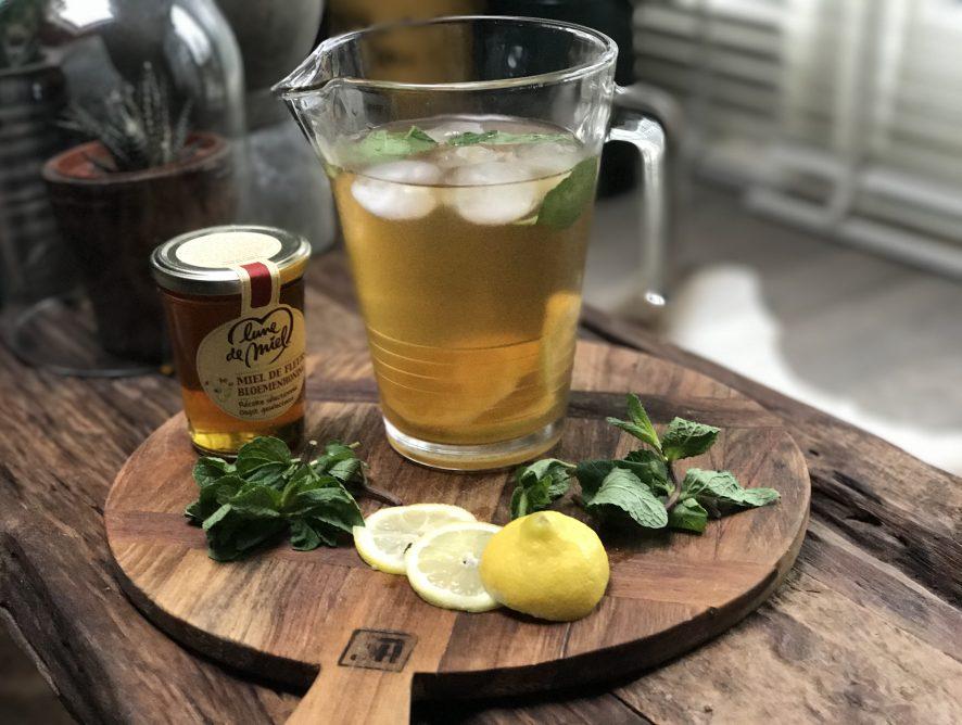 citroen met gember