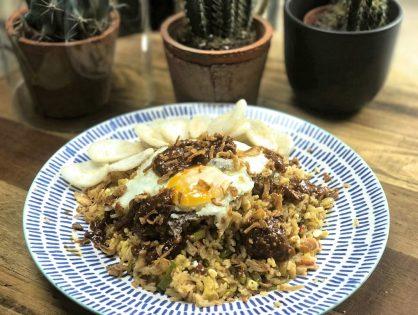Nasi Goreng: Ideale maaltijd voor s'avonds na een drukke werkdag