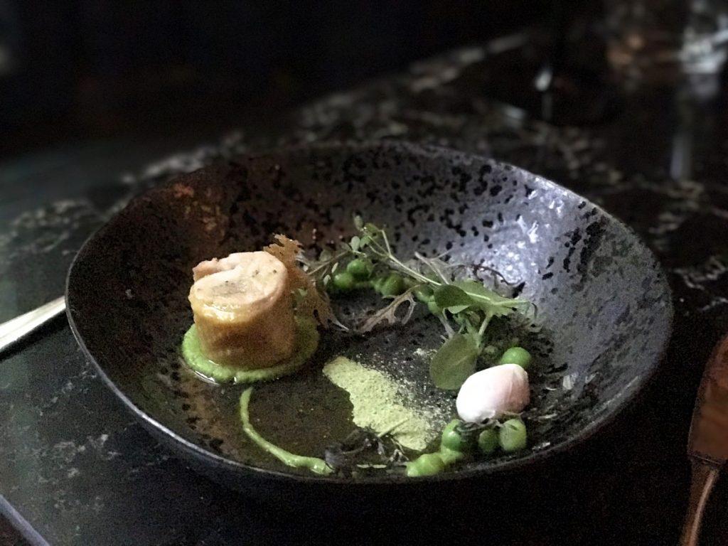 Hollandse keuken met een moderne twist hebben wij ervaren bij lt