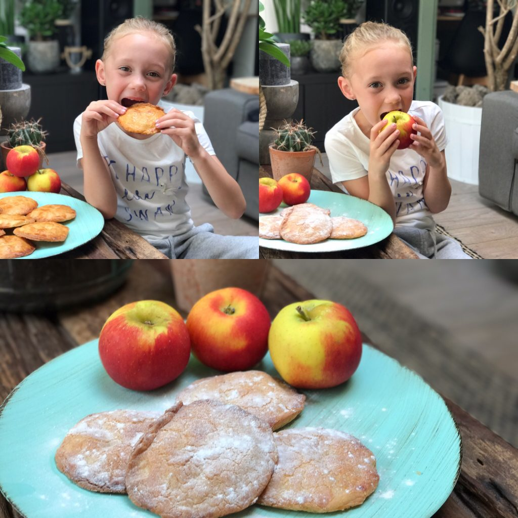 Appelkoeken: heerlijk voor bij de koffie of thee - Familie over de kook