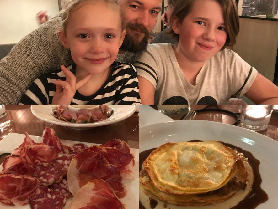 Heerlijk Italiaans eten bij Locanda