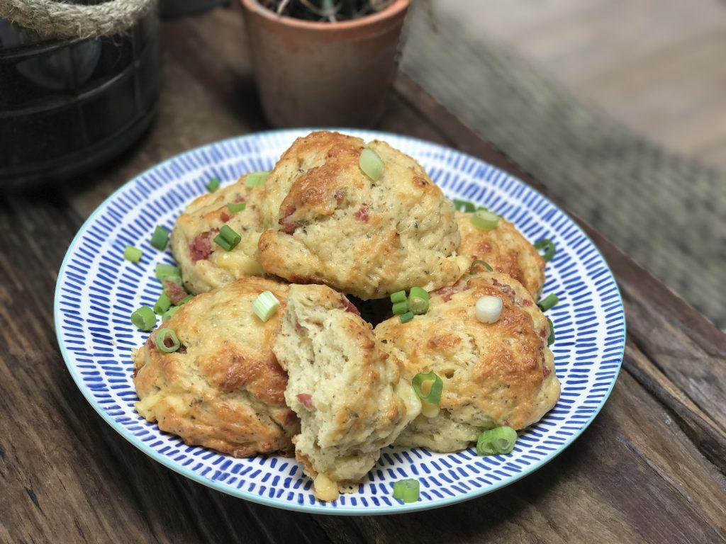 hartige Italiaanse kwarkbroodjes - Familie over de kook