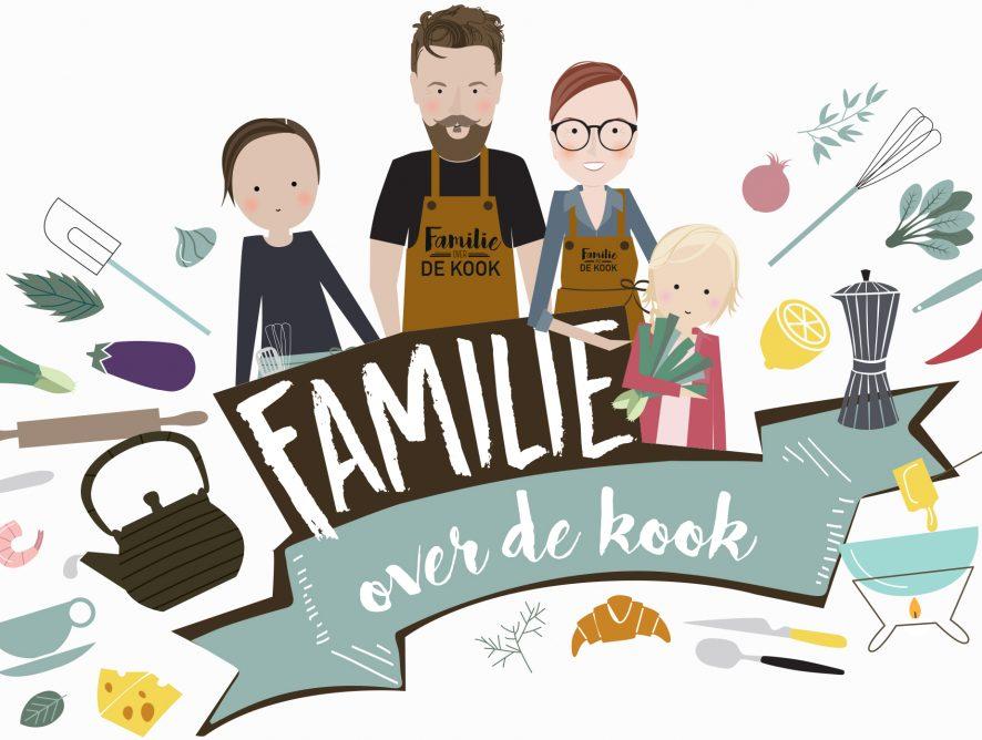 Familie over de Kook weekoverzicht: week 45