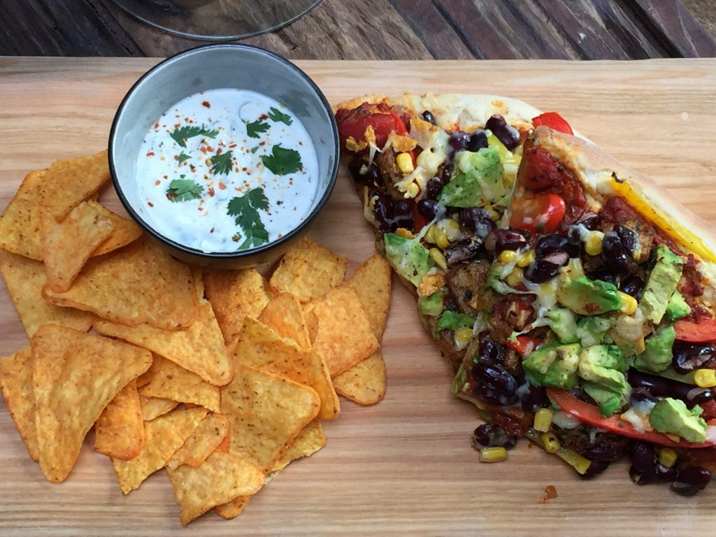 Mexicaanse pizza: vegetarisch recept! - Familie over de kook