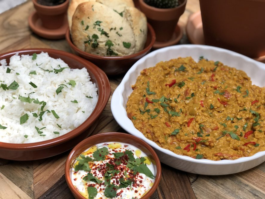 Dhal: Indiase curry met een pikant randje