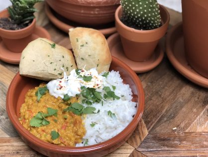 Dhal: Indiase curry
