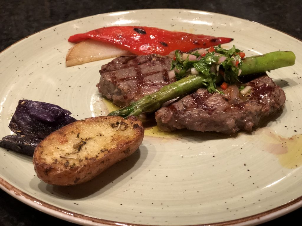 vlees eten bbq restaurant Meatcave Rotterdam