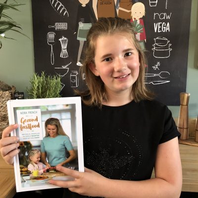 Boekreview Gezond Fastfood: Wij geven 2 exemplaren weg!!!