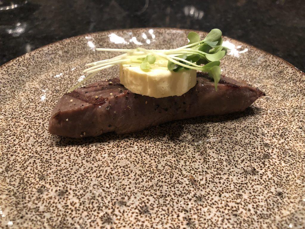 vlees eten bij bbq restaurant Meatcave Rotterdam