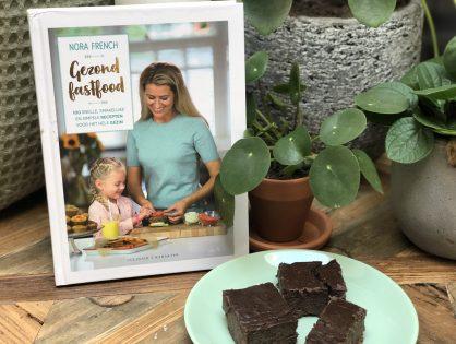 gezonde bonen brownie