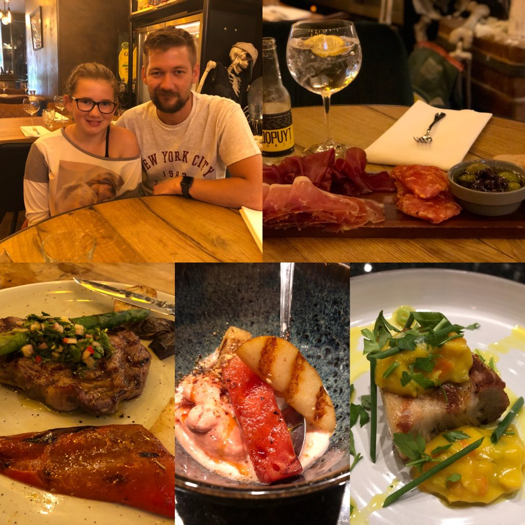 Meatcave Rotterdam bbq restaurant review