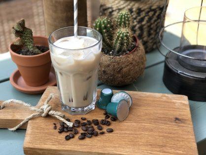 ijskoffie zonder roomijs
