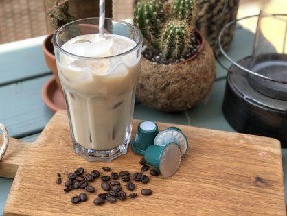 ijskoffie zelf maken: zonder roomijs dus redelijk gezond!