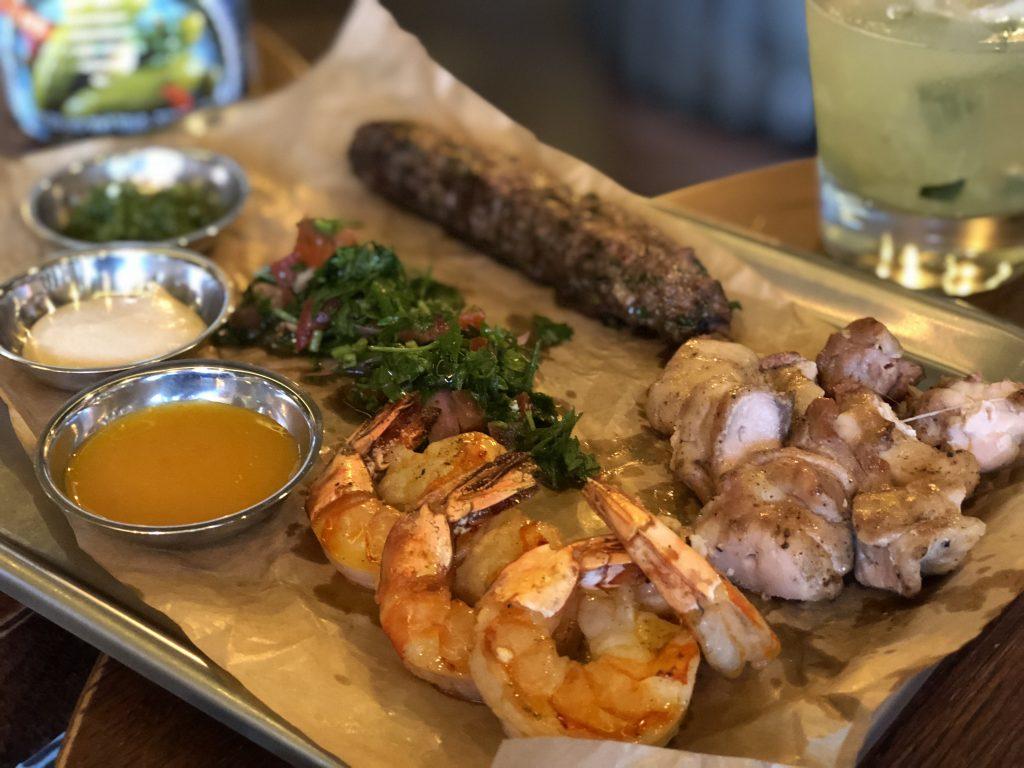 review Bardak Amsterdam Israëlisch streetfood