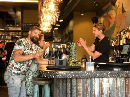 Bardak in Amsterdam: Israëlisch streetfood!
