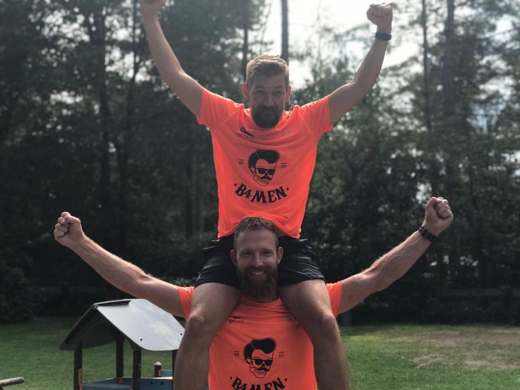 Strong Viking Family Run
