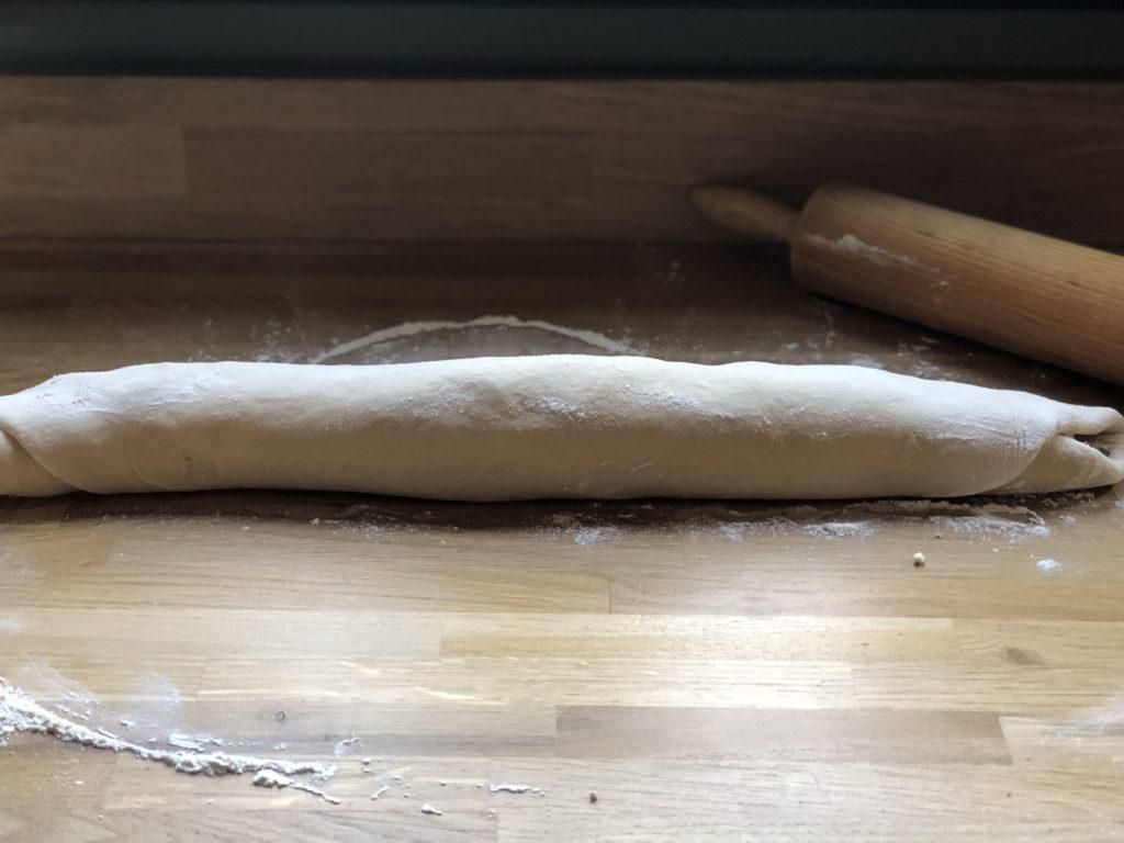 recept zachte broodjes gevuld met spinazie en fetakaas