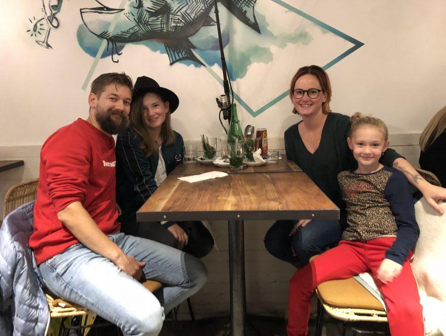 Bar Fisk in Amsterdam: vis op zijn Israëlisch