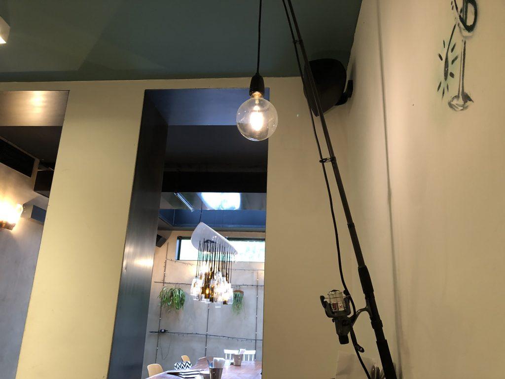 restaurant review Bar Fisk Amsterdam