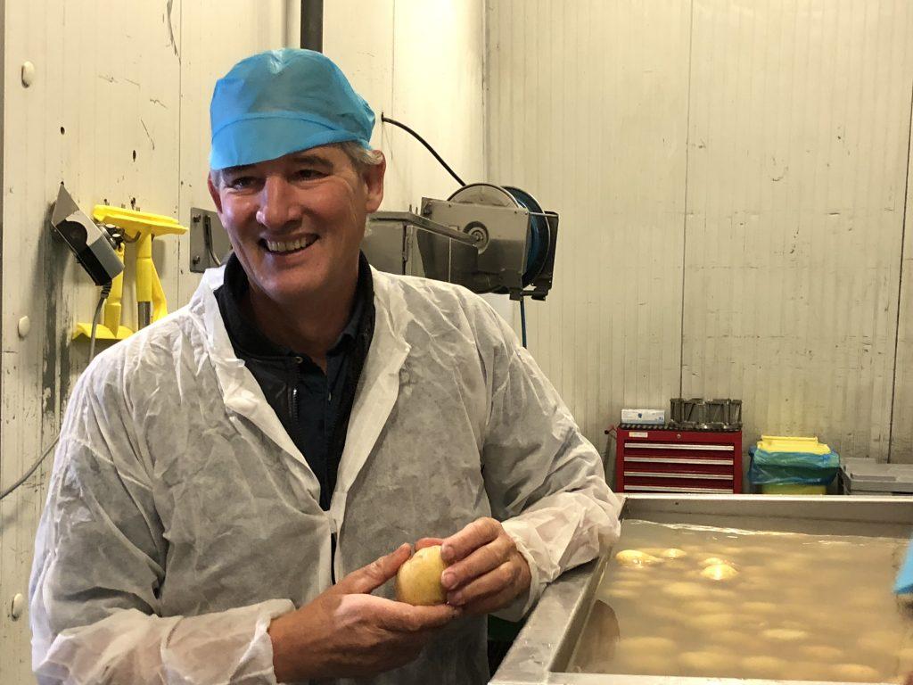 boerderijchips ambachtelijke chips in verschillende smaken