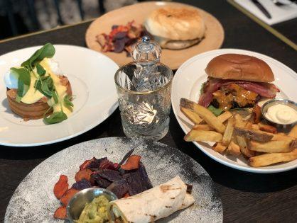 Brooks Amsterdam: gezellig eten met kinderen