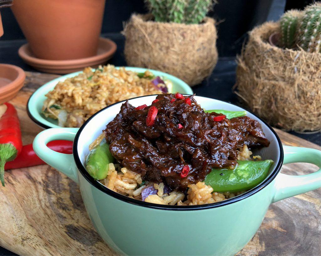 Indische pulled beef: pittig en zoet - Familie over de kook