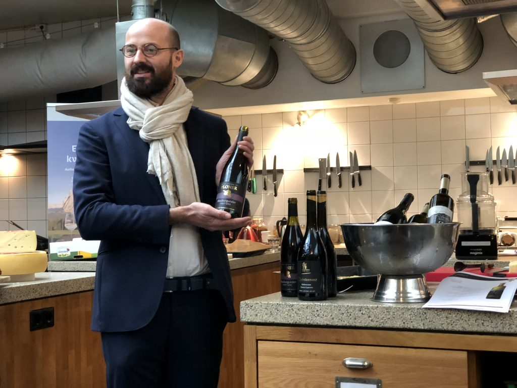 Zuid Tiroolse recepten met Wijn Alto Adige DOC