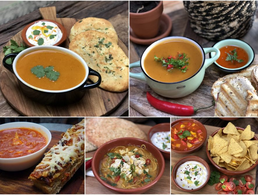 5x verwarmende soep recepten voor het najaar