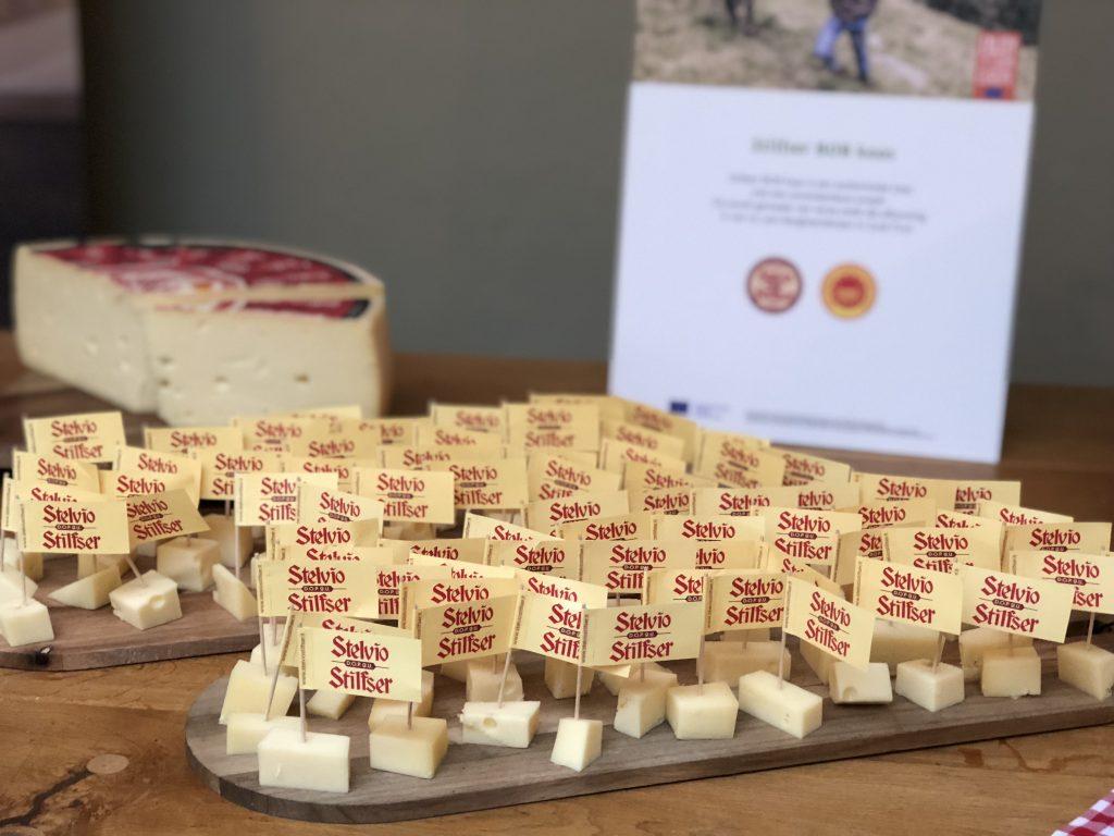 Zuid Tiroolse recepten met Stilfser BOB kaas