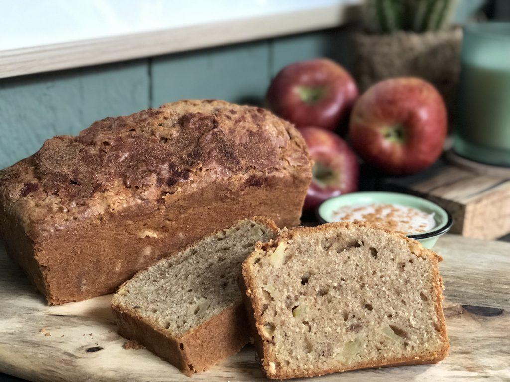 recept zelf een appel kaneel cake maken
