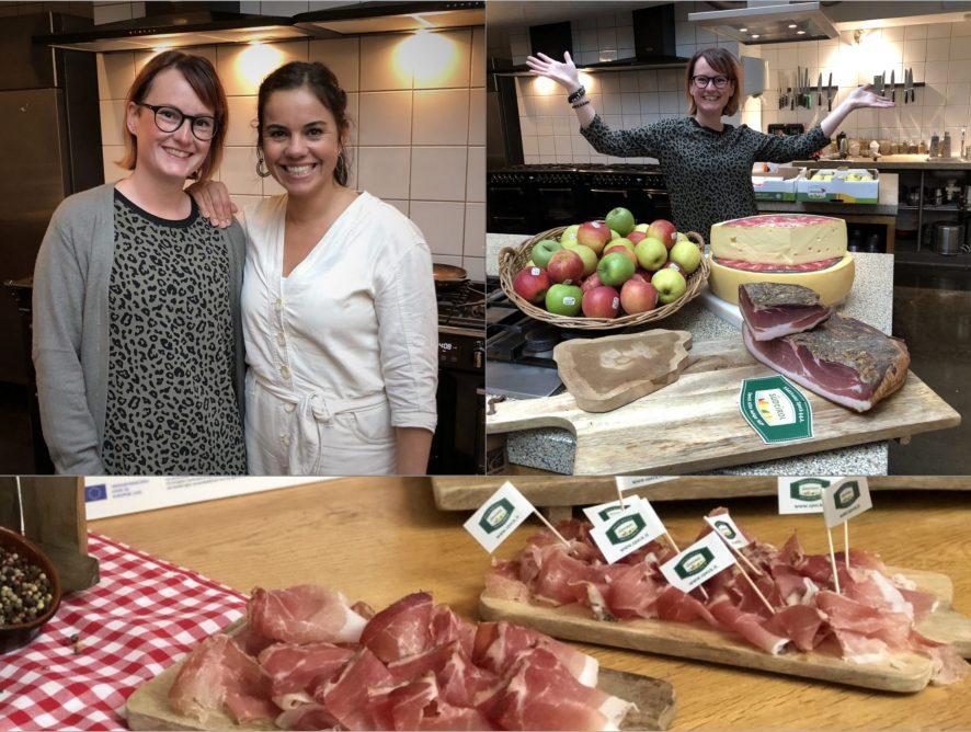 Zuid Tirools koken met Roberta Pagnier van 24 Kitchen