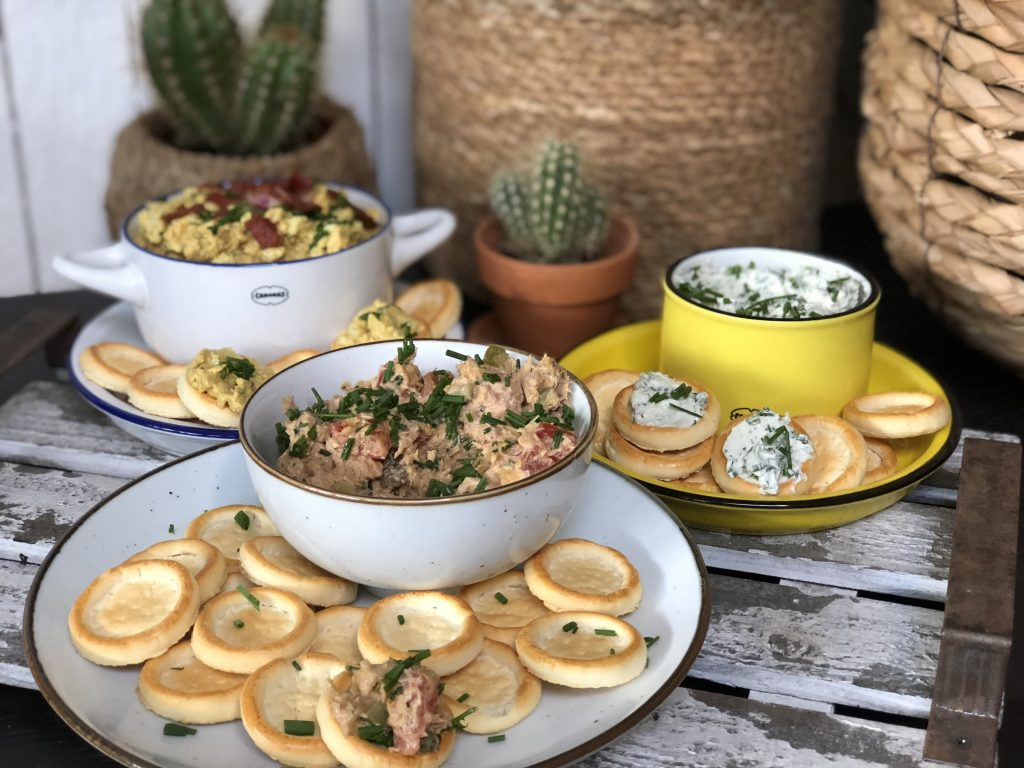 7 lekkere salades voor op een toastje - Familie over de kook