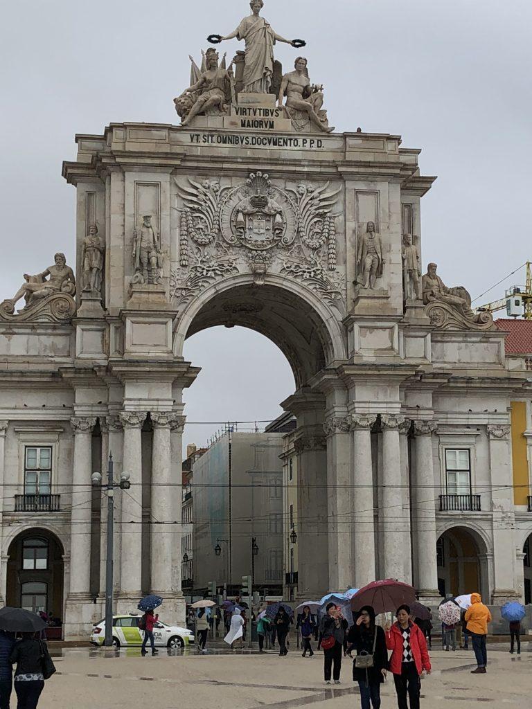 Citytrip naar Lissabon Portugal