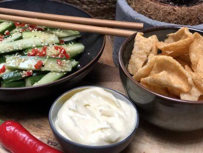 wasabi mayonaise