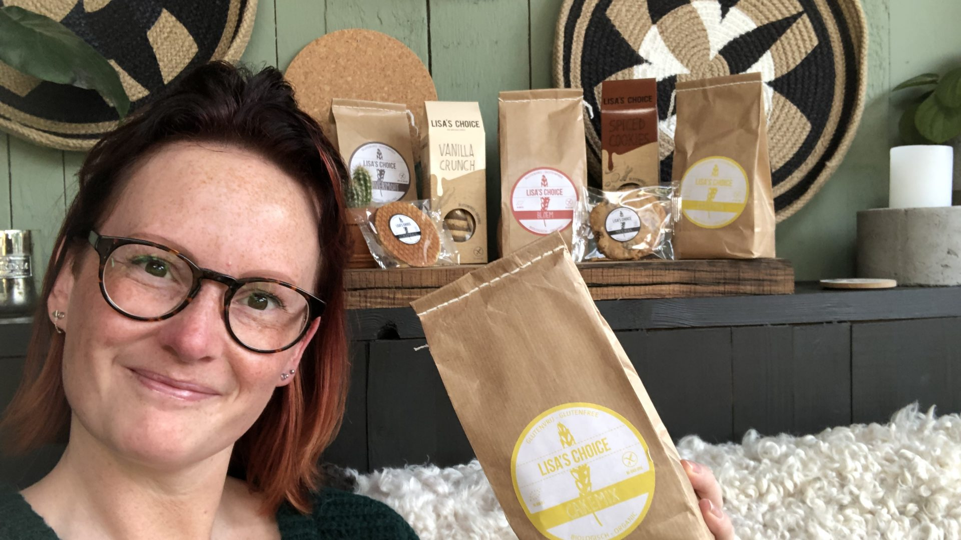 Lisa's Choice glutenvrije producten