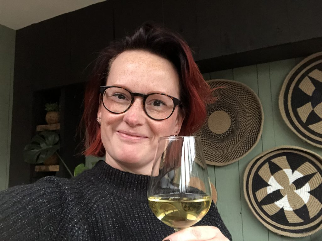 Witte wijn voor in een champignonroomsaus