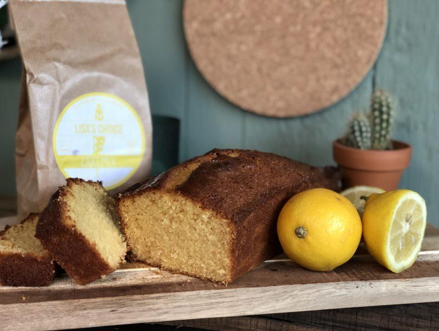 Glutenvrije cake met Lisa's Choice bakmix