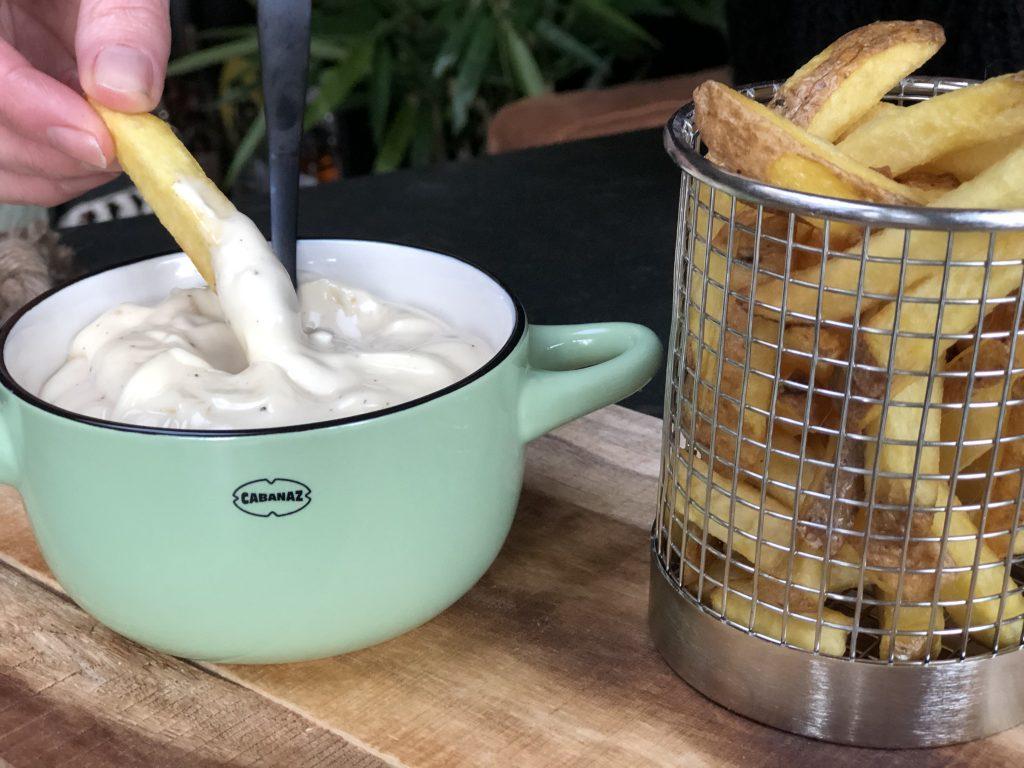 zelf mayonaise maken met een staafmixer