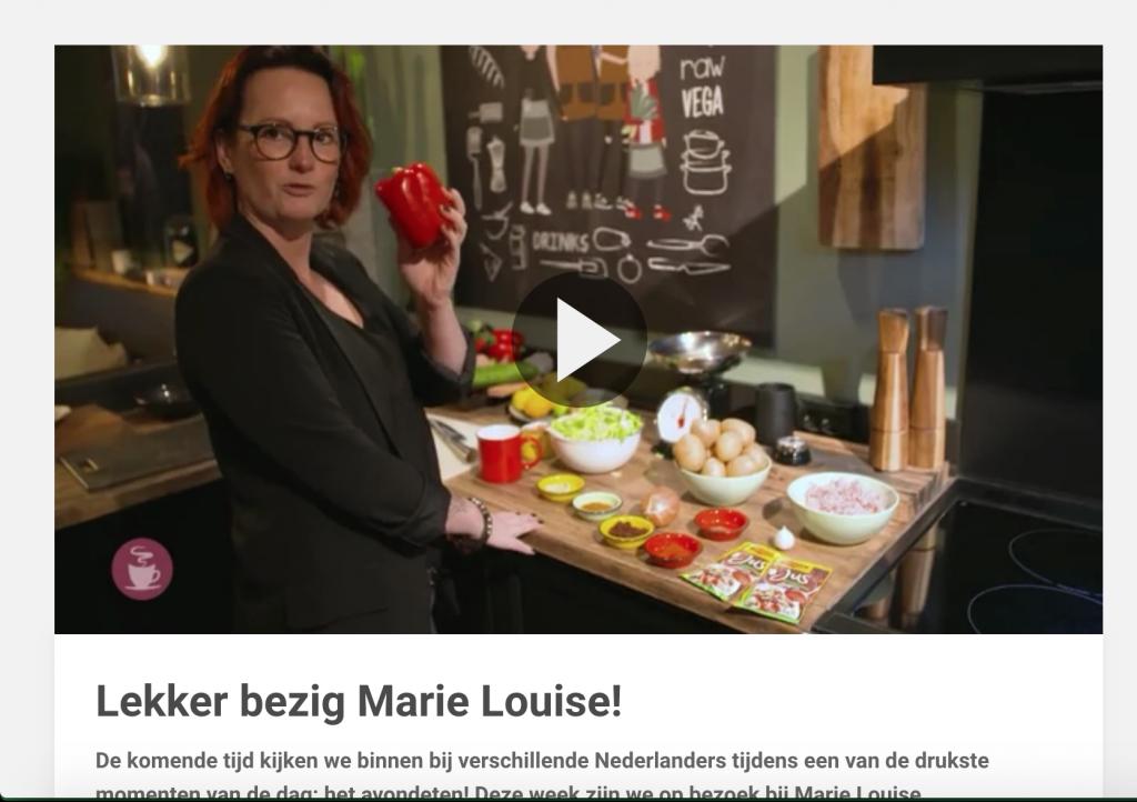 Familie over de Kook te zien in Koffietijd op RTL 4