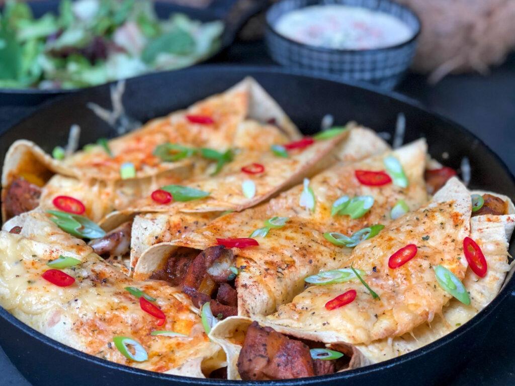 Mexicaanse Burrito's recept Knorr