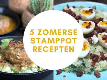 zomerse stamppot recepten voor het hele gezin