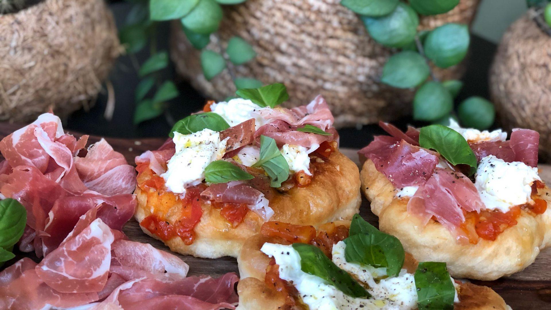 gefrituurde pizza ofwel pizza fritta recept