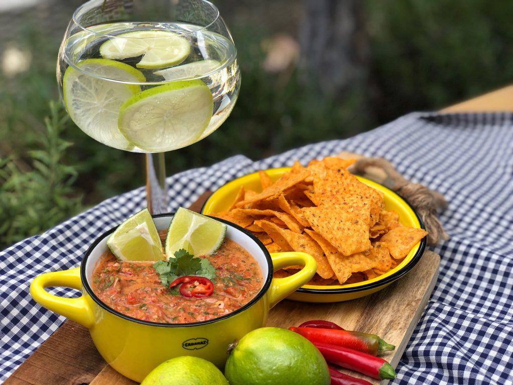 zelf een Mexicaanse salsa saus maken