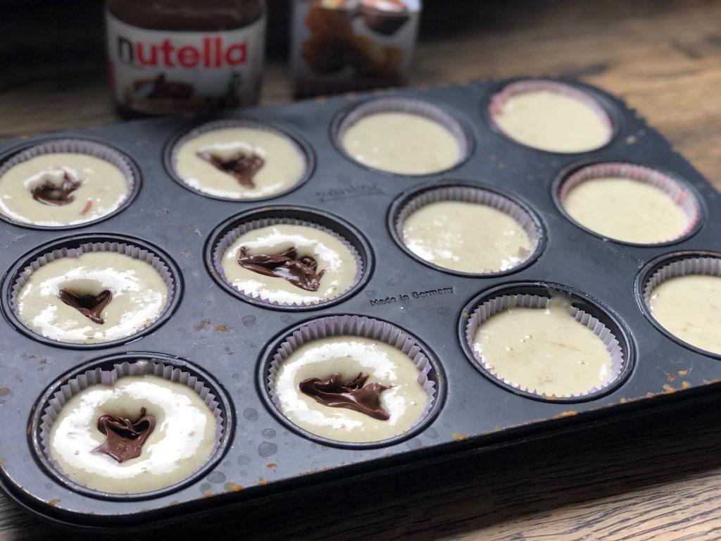 beslag cupcakes