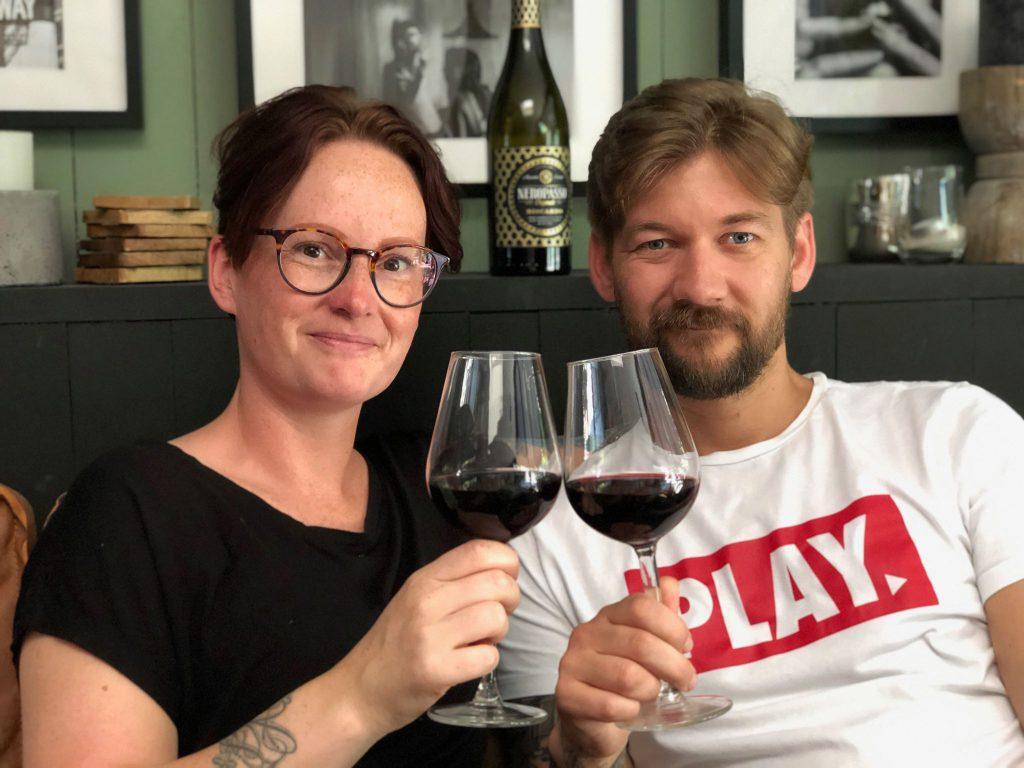 tips om wijnglazen schoon en glanzend te maken